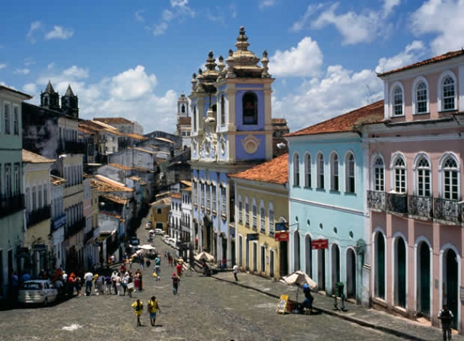 Viajar Salvador Brasil