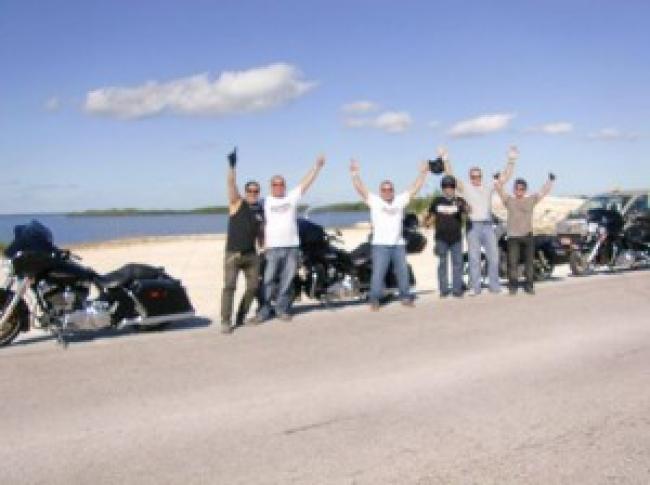 Cuba en Harley Davidson