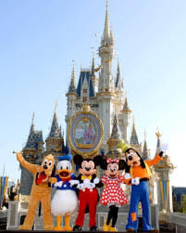 Paquete a Disney viaje de 15 a Disney Salida grupal a Disney DFANTASY Quinceañeros