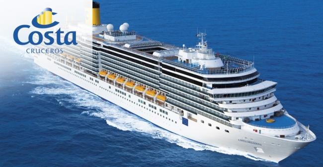 Cruceros para enero en Uruguay y Brasil - Costa Cruceros