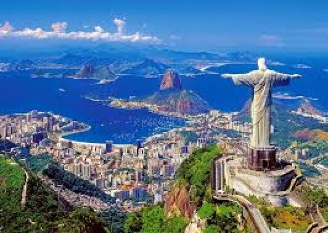 Paquete a Rio de Janeiro en enero