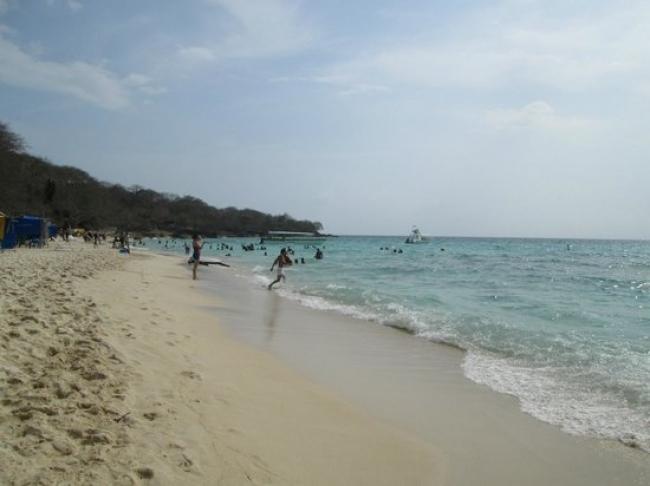 Paquete a Cartagena y San Andres