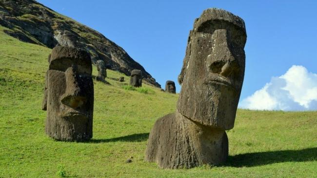 Viaje  a Isla de Pascua y Santiago de Chile