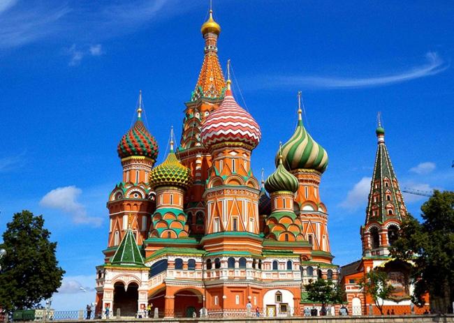 Salida grupal Moscú y Escandinavia noches blancas