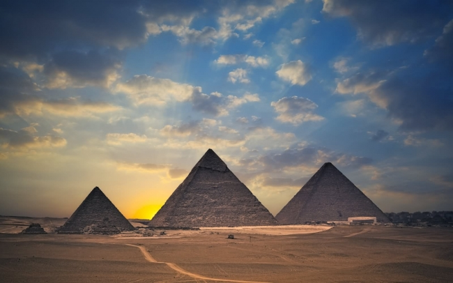 Egipto con crucero por el Nilo en Noviembre