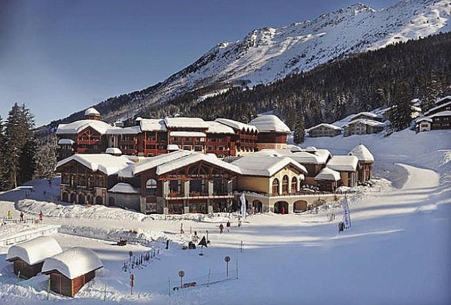 Paquete de Ski en Europa