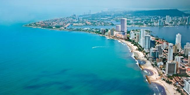 Viaje a Cartagena con crucero a las antillas y Caribe Sur