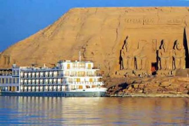 Egipto con Crucero por el Nilo en enero