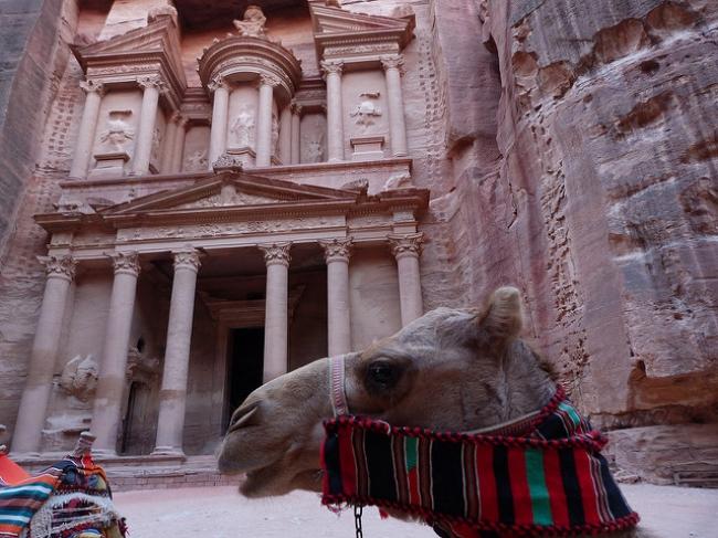Paquete a Tierra Santa Jordania Egipto