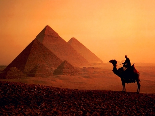 Egipto con crucero y Mar Rojo
