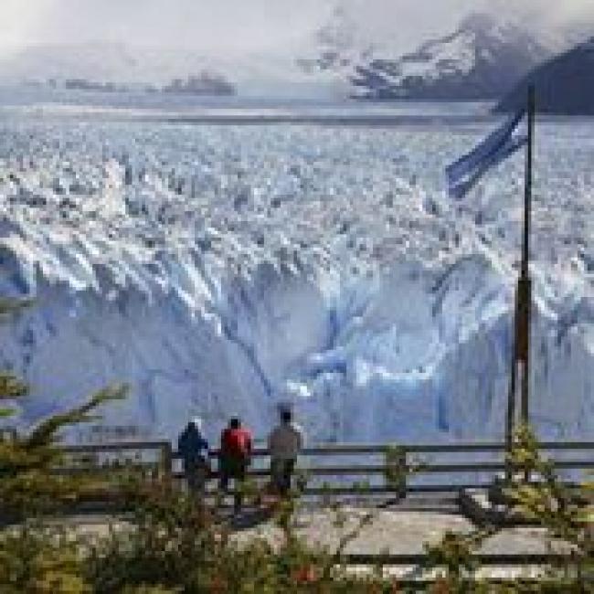 Paquete El Calafate y Ushuaia en enero