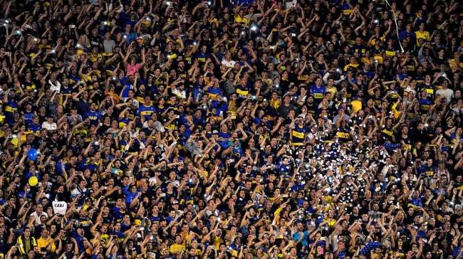 Viaje a ver a Boca a la Final de clubes
