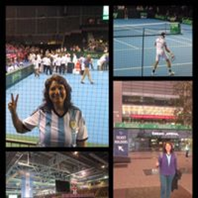 Viajar Copa Davis