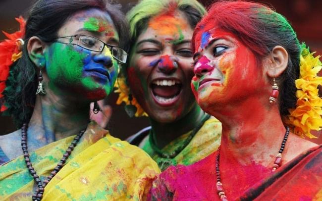Viaje a la Fiesta Holi en la India en Marzo desde Argentina