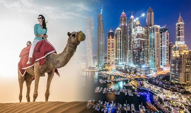 Salida grupal a Dubai de mujeres desde Argentina