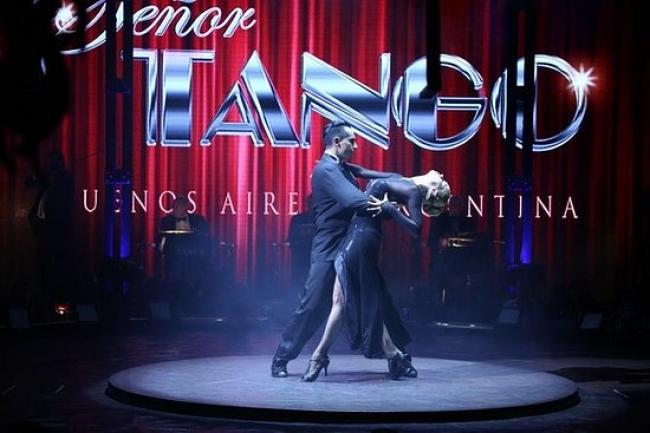 Fiesta de Reveillon en Buenos Aires en Señor Tango