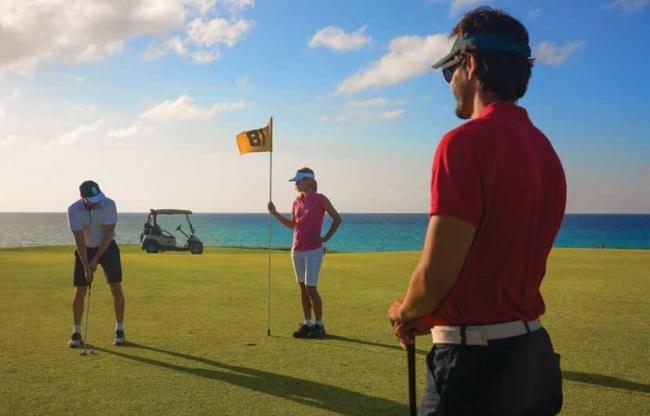 Paquete con Torneo de Golf en Cuba