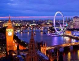 Viaje a Londres, Praga, Viena y Budapest