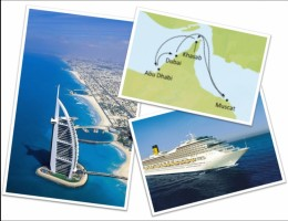 Paquete Costa Cruceros  Emiratos Arabes y Oman