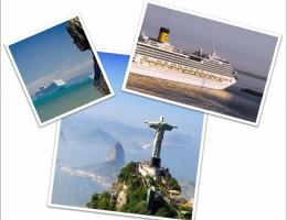 Crucero a Brasil