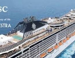 Crucero MSC por Sudamerica! Brasil, Argentina y Uruguay