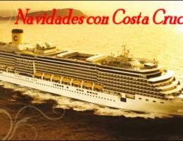 Cruceros para la navidad recorriendo Uruguay y Brasil
