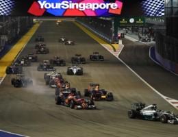 Formula 1 - Gran Premio de Singapur