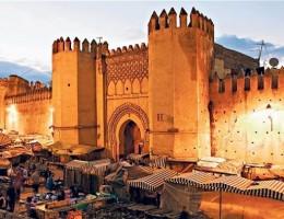 Andalucia y Marruecos con Madrid - Salida Grupal y Acompañada