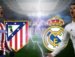 Paquete a la Semifinal de la Champions Atletico Madrid vs Real Madrid