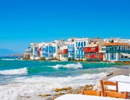 Crucero por Islas griegas y Turquia