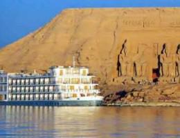 Egipto con Crucero por el Nilo 2019