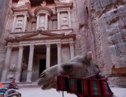 Egipto, Tierra Santa y Jordania Mayo