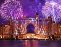 Paquete Año nuevo en Dubai