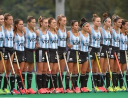MUNDIAL DE HOCKEY FEMENINO EN LONDRES 2018