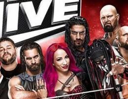 WWE LIVE SANTIAGO