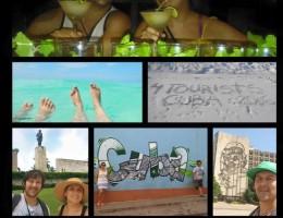 Cayo Santa Maria y La Habana  Cuba  Verano 2019