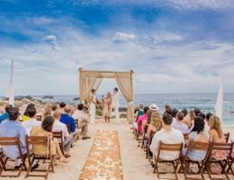 Casamiento en la playa