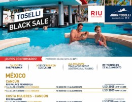 Paquete al Riu Punta Cana 2019