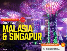 Viaje a Kuala Lumpur Malaca y Singapur desde Argentina
