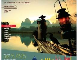 Viaje a China en Grupo en mayo