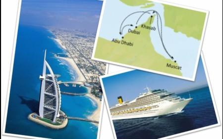 Paquete Costa Cruceros  Emirat...