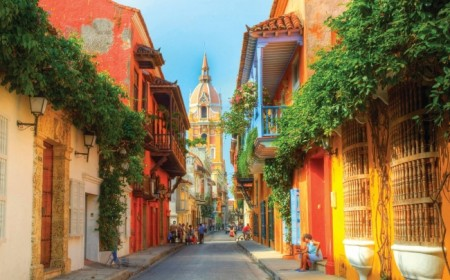 Viaje Cartagena y San Andrés
