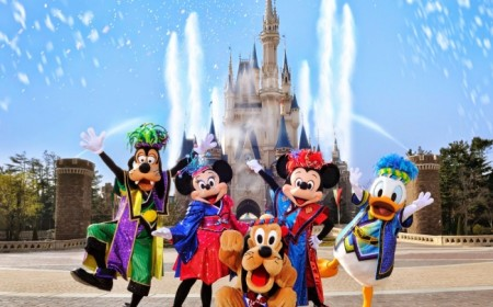 Disney con Plan de Comidas Gra...