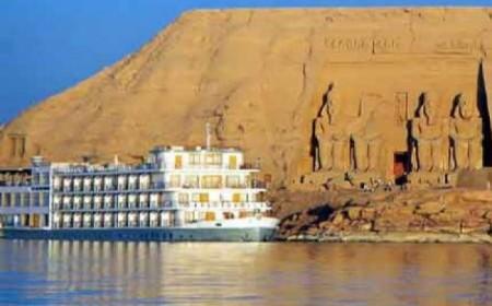 Egipto con Crucero por el Nilo...