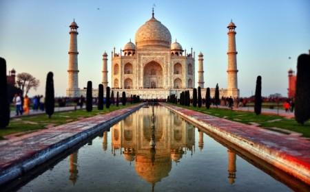 Paquete India y Dubai en enero...