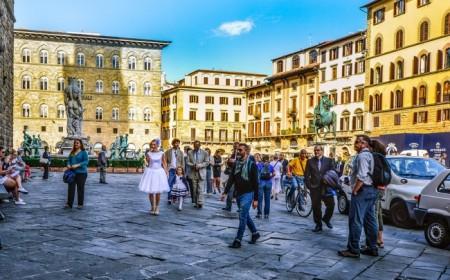 Paquete a Italia en Agosto