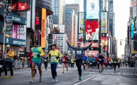 Viaje a la Maraton de New York...
