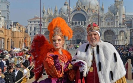 Viaje al Carnaval de Venecia 2...