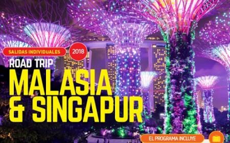 Viaje a Kuala Lumpur Malasia y...