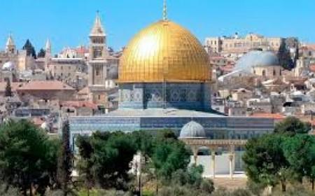 Salida grupal a Israel Jordani...